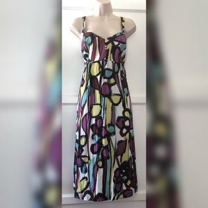 Anthropologie Dresses - (Sold) Anthropologie Tabitha colorful dress